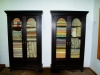 27  Seidenstoffe im Museum in Santa Cruz